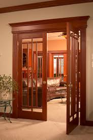 wood interior doors. Custom Wood Interior Doors Stained With Glass Madison Wi P