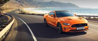 <b>Ford Mustang</b> - Convertible & Coupe Sports Car   Ford UK