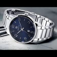brand bonivita quartz watch men business blue dial luxury watches brand bonivita quartz watch men business blue dial luxury watches male stainless steel digit watch fashion wristwatch for man 9818 emma