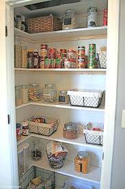 build your own pantry shelves customize your own pantry makeover in a small closet easy to