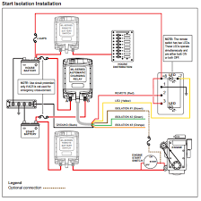 an explanation of the start isolation feature on blue sea systems start isolation wiring diagram