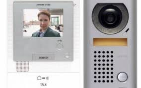 front door intercomFront Door Camera Intercom In