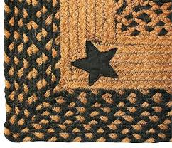 primitive area rugs primitive star area rugs country rag rug likable ideas kitchen