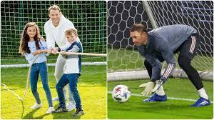Zehn Jahre Manuel Neuer Kids Foundation :: DFB - Deutscher Fußball-Bund e.V.