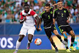 Entretenido empate entre México y ...