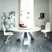 modern round dining table modern white round dining table astonishing ideas modern white round dining table