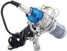 Odile microphone <b>bm 800</b> recording mic condenser for youtube ...