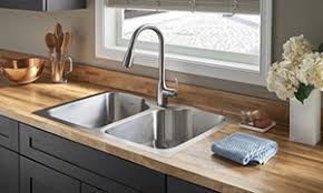 drop in undermount sink