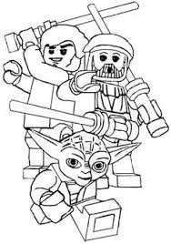Small Picture lego star wars coloring pages Google Search Disney Pinterest