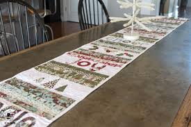 Christmas Table Runner Patterns New 48 Free Quilted Table Runners Pattern Guide Patterns