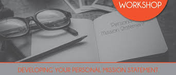What Is Your Personal Mission Developing Your Personal Mission Statement Auckland Eventfinda