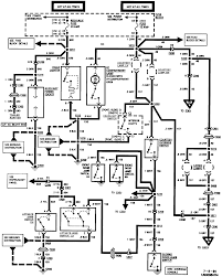 1995 S10 Wiring Diagram