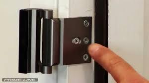 How To: Install Prime-Line\u0027s High Security Door Lock - YouTube