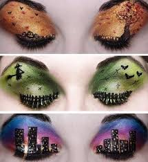 three eye makeup ideas