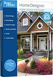 Small Picture Amazoncom Better Homes and Gardens Home Designer Suite 70 OLD