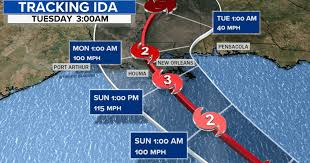 Tropical storm ida formed thursday in the caribbean and could become a major hurricane by the time it reaches the northern u.s. Tzukqrhsw6fym