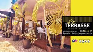 La Terrasse Restaurant - About