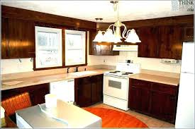 cost of kitchen cabinets per linear foot how much do new kitchen cabinets cost refacing per