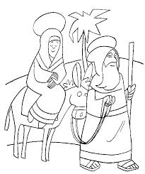 Jozef En Maria Kleurplaten Hetallerleibos