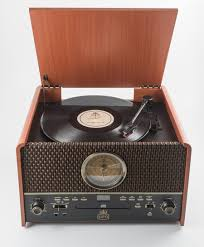 gpo chesterton with its vintage style is a vinyl turntable