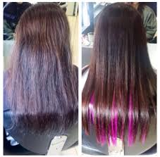 Dream Catchers Hair Extensions Colors Dreamcatchers Extensions With Peakaboo Purple To Add A Pop Of 42