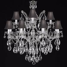 modern classic maria theresa crystal chandeliers hanging lighting led lamp cristal glass chandelier light for home