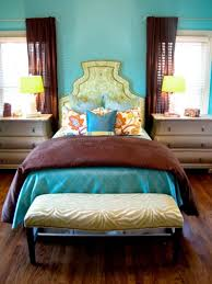 Modern Bedroom Paint Colors 20 Colorful Bedrooms Hgtv