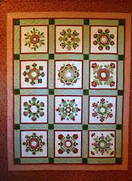 Hello Everyone, This quilt is called Christmas Windows by ... & Hello Everyone, This quilt is called Christmas Windows by Brandywine  Designs . This is my favorite Christmas quilt that I made several ye. Adamdwight.com