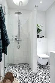 white shower tile best shower tile ideas and designs for white tile bathroom shower baroque black