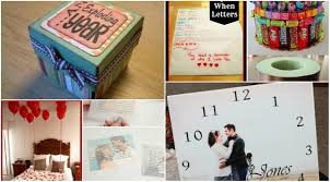 12 diy gift ideas to woo your wife this anniversary