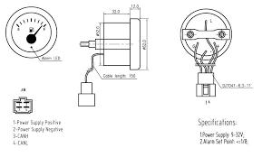 voltmeter gauge wiring diagram dolgular com defi advance zd install at Defi Meter Wiring Diagram