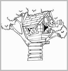 Tree House Coloring Pages Wonderfully Magic Tree House Coloring