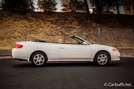 2002 Toyota Camry Solara SLE   Concord, CA   Carbuffs   Concord CA ...