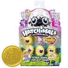 Amazon Com Hatchimals Colleggtibles Season 3 4 Pack