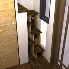 Small Picture Fine Tiny House Loft Ladder This Pin And More On Intended