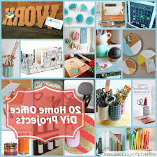 diy office projects. Home Office Diy Projects Little Craft Your Daya R