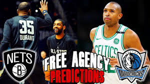 My 2019 NBA Free Agency Predictions ...