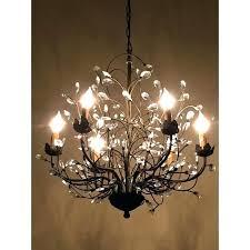 crystal and bronze chandelier s oil rubbed mini chandeliers dark regarding decor 18