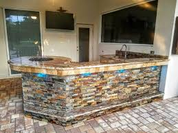 stunning creative outdoor kitchens tampa and ideas images kitchen