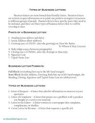 Complaint Letter Mla Format Refrence Fresh Business Letters Format