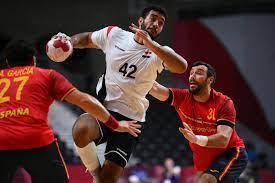 منتخب مصر لكرة اليد يفشل في حصد برونزية أولمبياد طوكيو بعد السقوط أمام  إسبانيا - التيار الاخضر