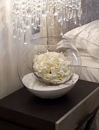 Decorative Clear Glass Bowls decorating with flowers in glass bowls all arrangements grasses 42