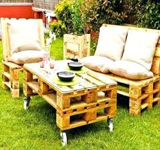 furniture made out of pallets. Garden Furniture Made From Pallets Out Of Tables I