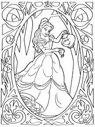 Starting from snow white (though persephone was first to try) up to anna and elsa (frozen), be it official like belle, cinderella, or unofficial like vanellope and tinkerbell, all disney princesses are always sweet and cute. Disney Princess Coloring Pages Fun Money Mom