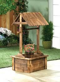 wishing well yard decor wishing well for yard wishing well garden planter large outdoor wishing wells wishing well yard decor