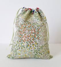 Drawstring Bag Pattern Impressive Reversible Drawstring Bag Tutorial