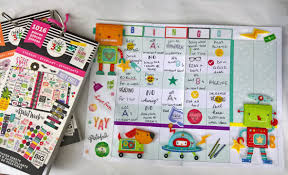 Kids Rewards Bingo Using Happy Planner Student Planner Pages