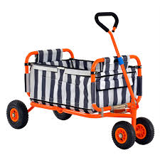 24 w heavy duty folding wagon com