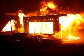 Camp Fire In California Still Growing Kills 5 People Pbs Newshour