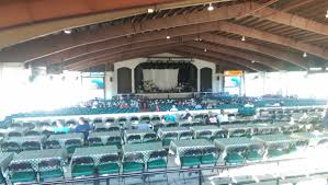 Bank Of New Hampshire Pavilion Meadowbrook Section 3b